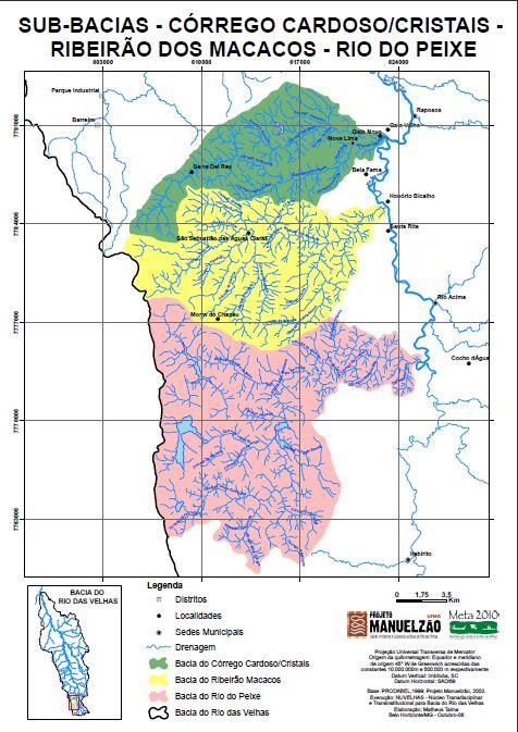 mapa scbh macacos
